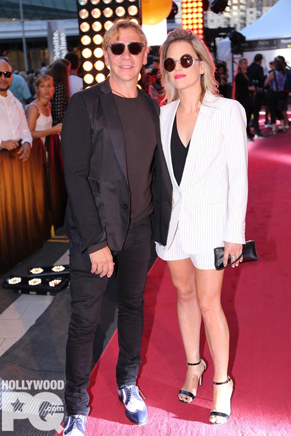 Marc Labrèche et sa nouvelle amoureuse Jennifer Miville