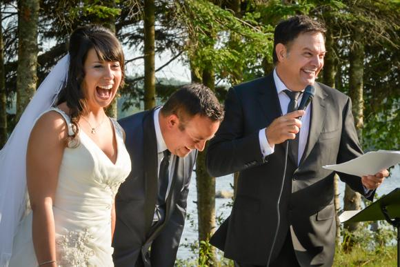 Christian Marc Gendron et Manon Séguin sont mariés