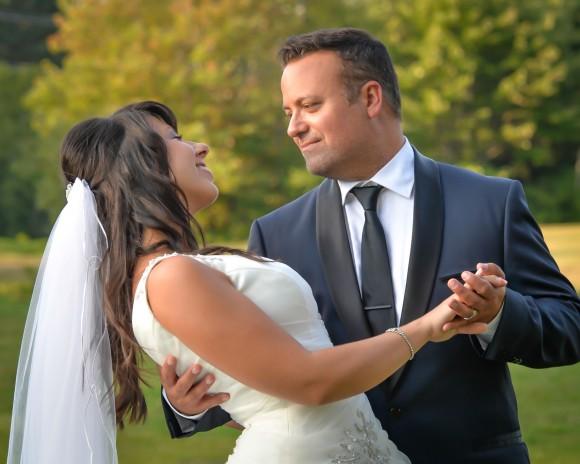 PRIMEUR: Christian Marc Gendron et Manon Séguin sont mariés.