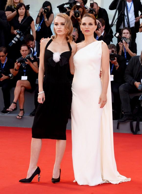 Natalie Portman attend son deuxième enfant.