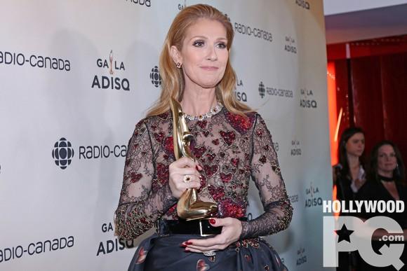 Céline Dion ADISQ