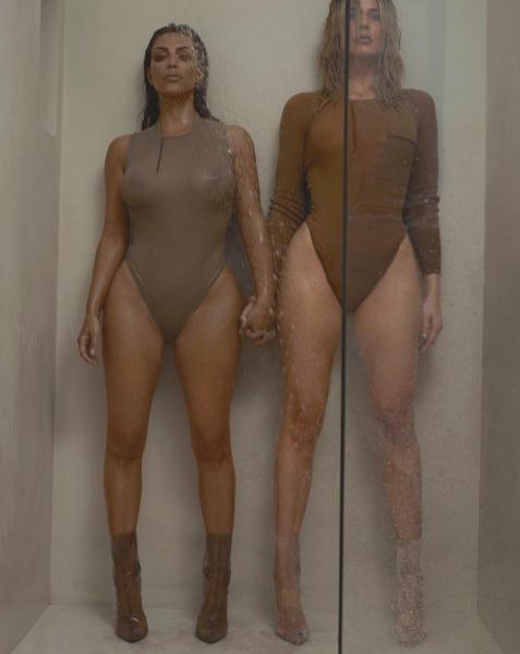 kim-et-khloe kardashian