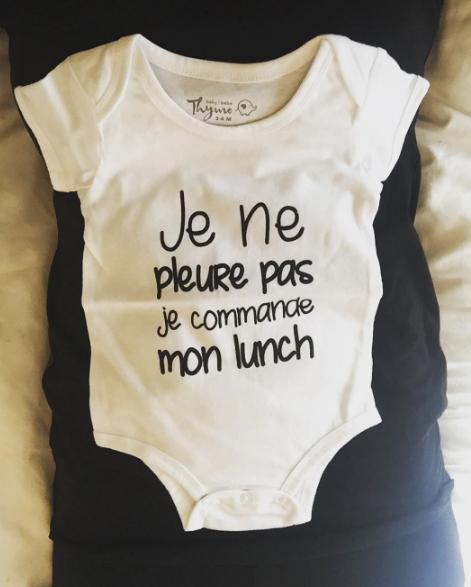 Pascale Picard est enceinte.
