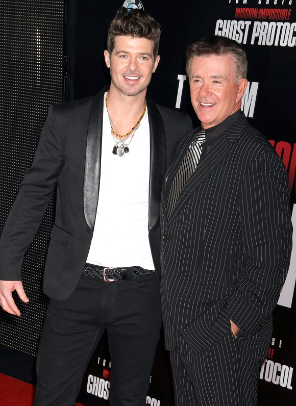 'Mission Impossible 4: Ghost Protocol' New York Premiere
