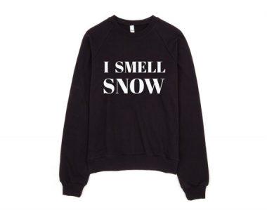 smell-snow