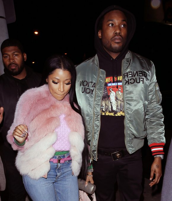 Nicki Minaj et le rappeur Meek Mill ne sont plus ensemble