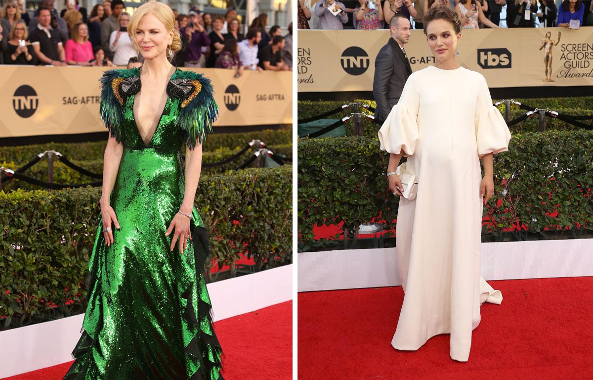 Super 23E Cérémonie Des Screen Actors Guild Awards le meilleur et le pire des looks des sag awards   hollywoodpq