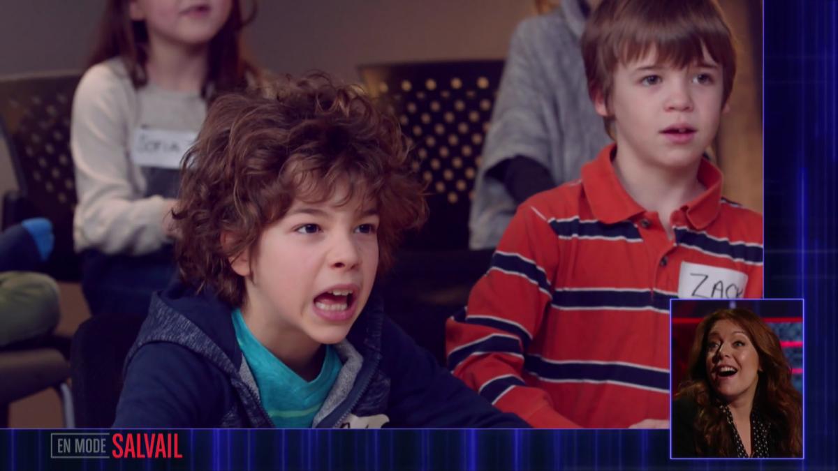 Un panel d'enfants critique le nouvel album d'Isabelle Boulay