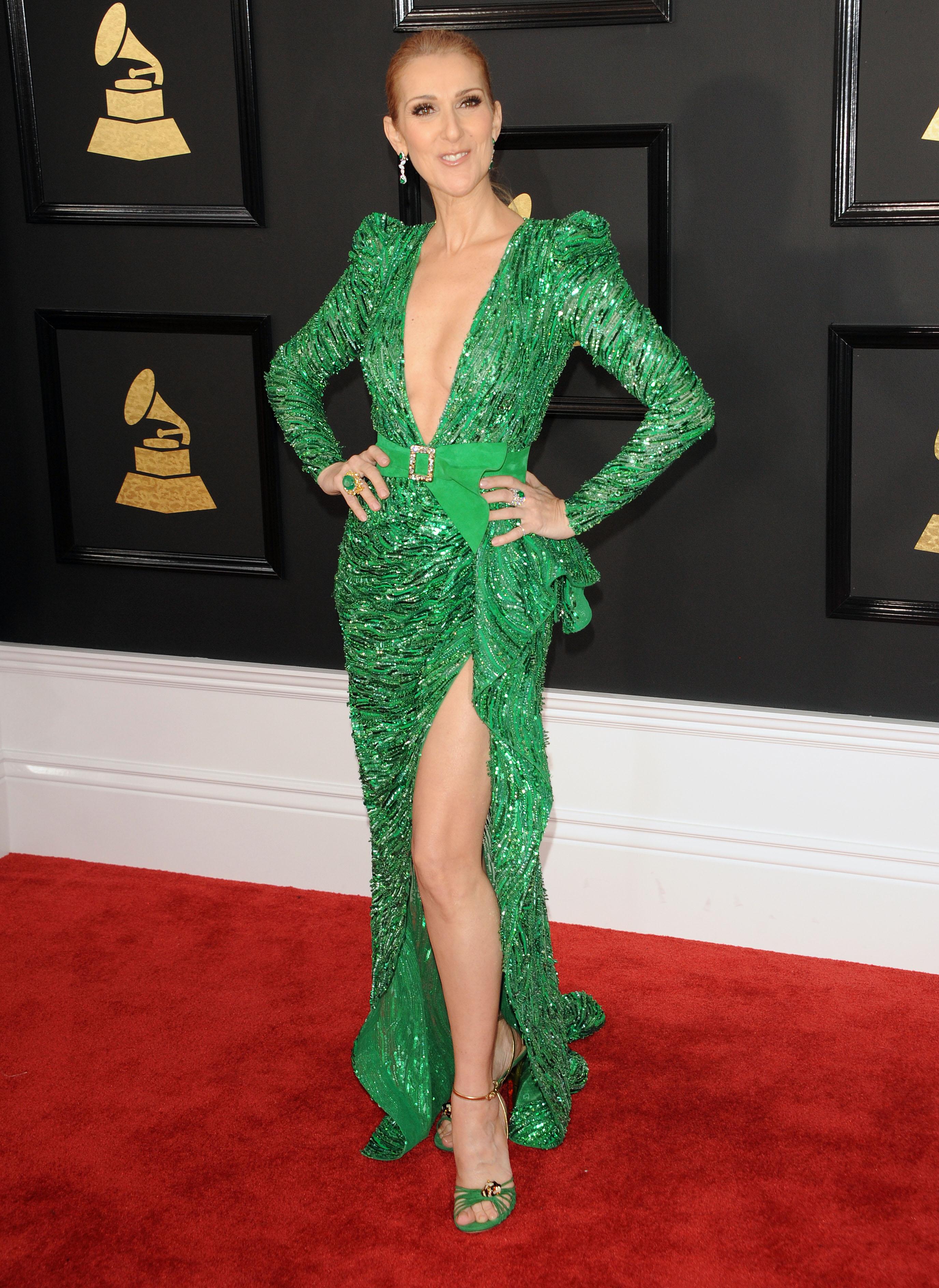 Céline Dion Grammys