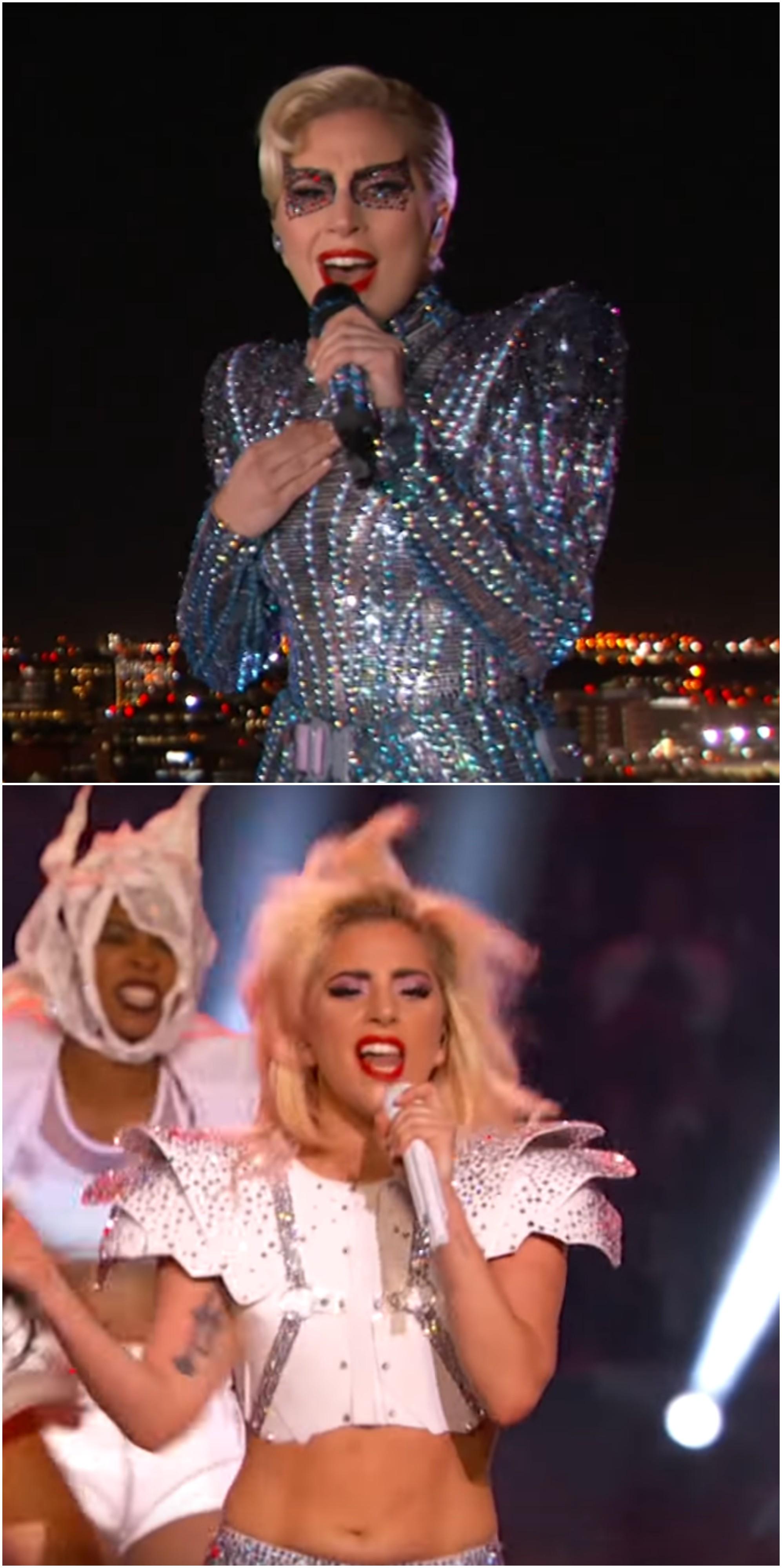 5 moments mémorables du spectacle de la mi-temps du Super Bowl avec Lady Gaga