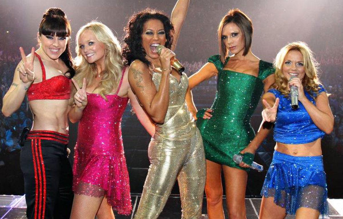 Les Spice Girls mettront le feu au