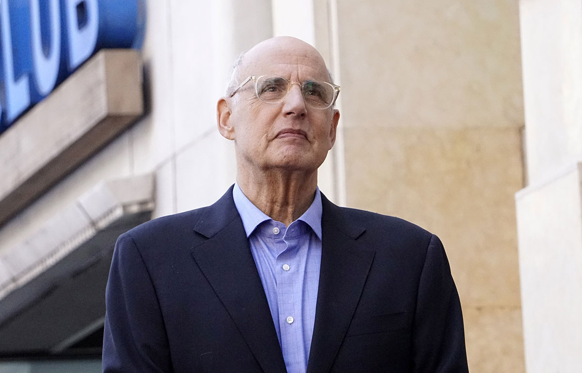 Jeffrey Tambor quitte le show d'Amazon — Transparent