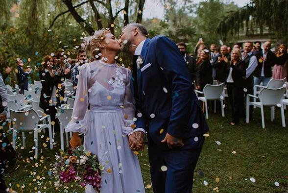 Les plus beaux mariages de 2017 | Hollywoodpq.com