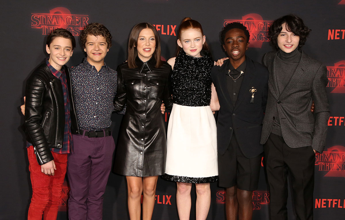Une saison 3 officiellement commandée — Stranger Things