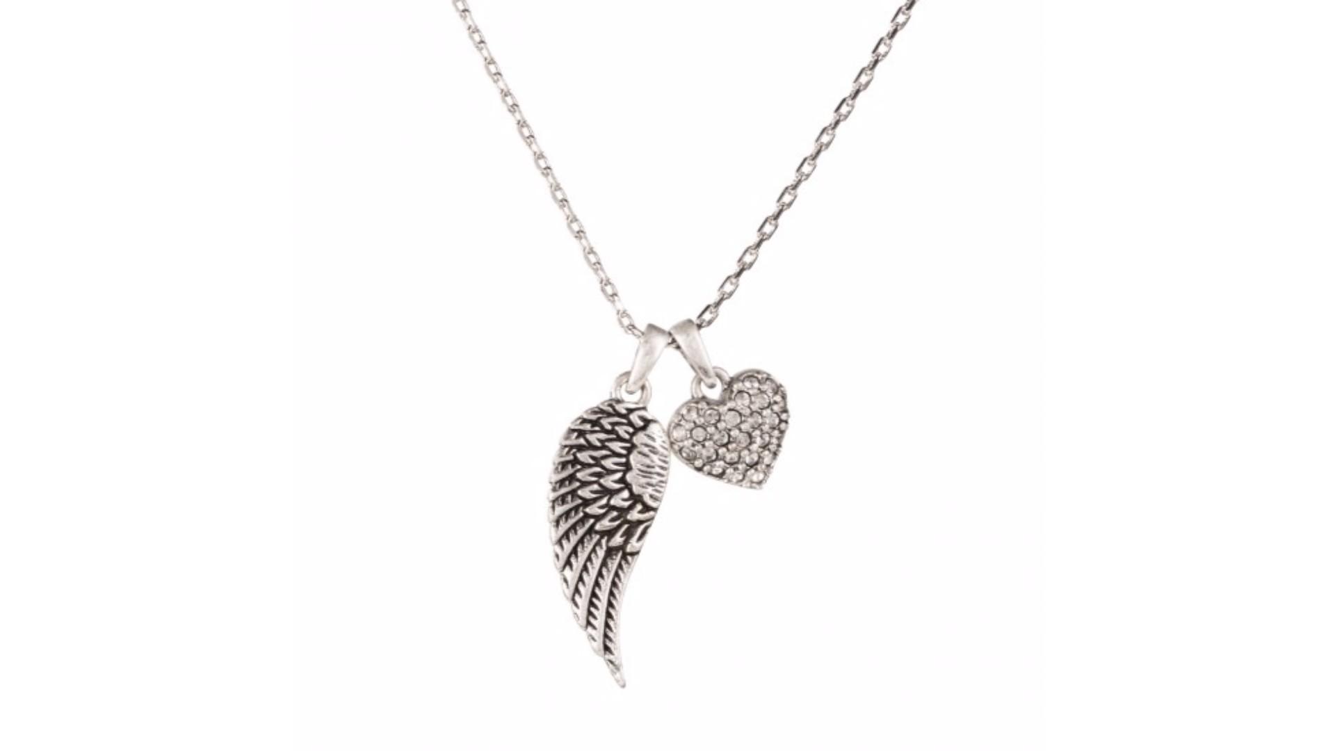 Le pendentif Mon ange