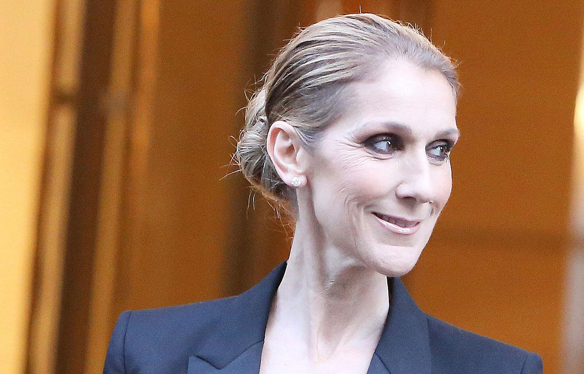 Céline Dion donne des nouvelles rassurantes de son état de santé