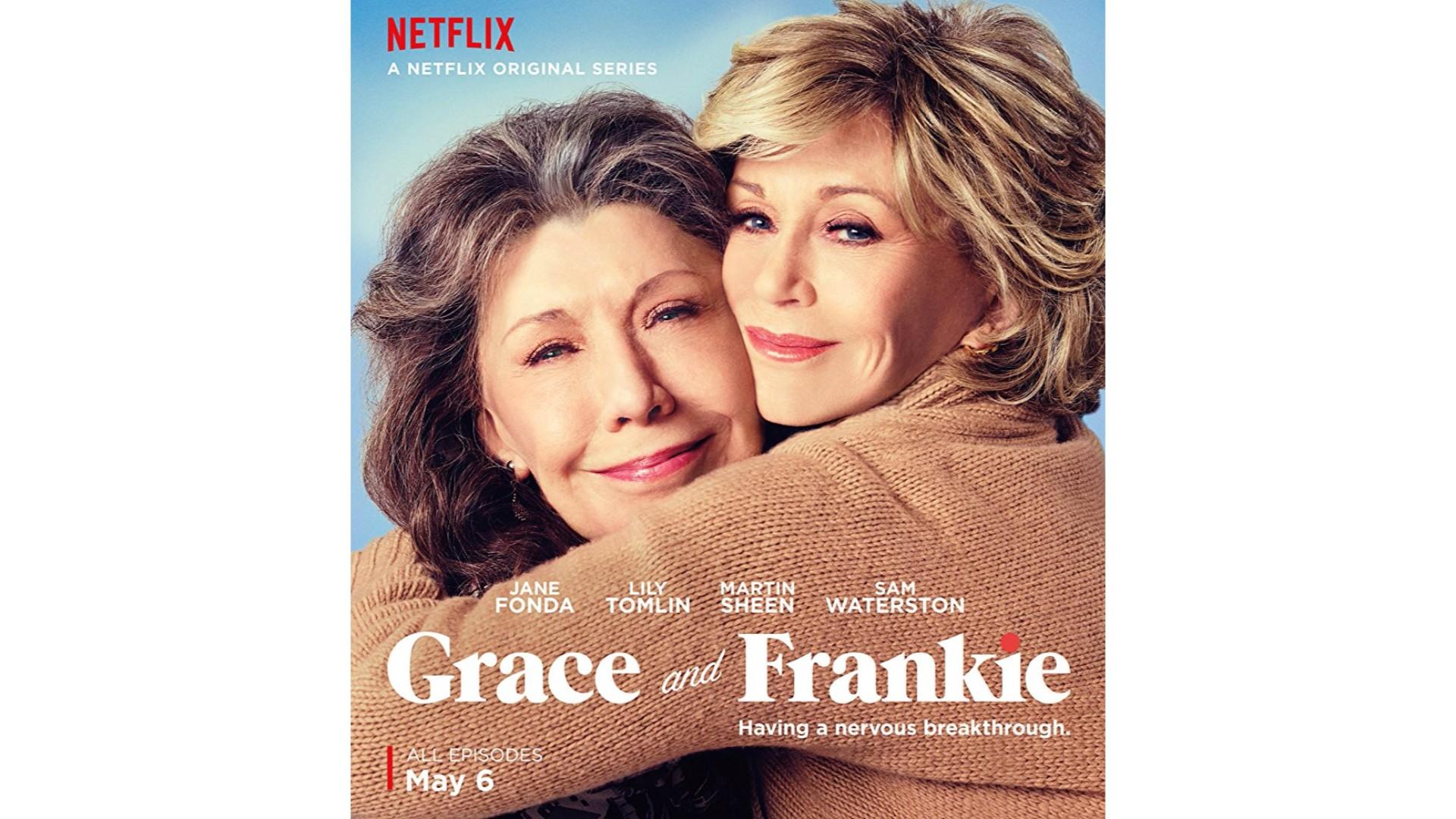 Grace and Frankie saison 4
