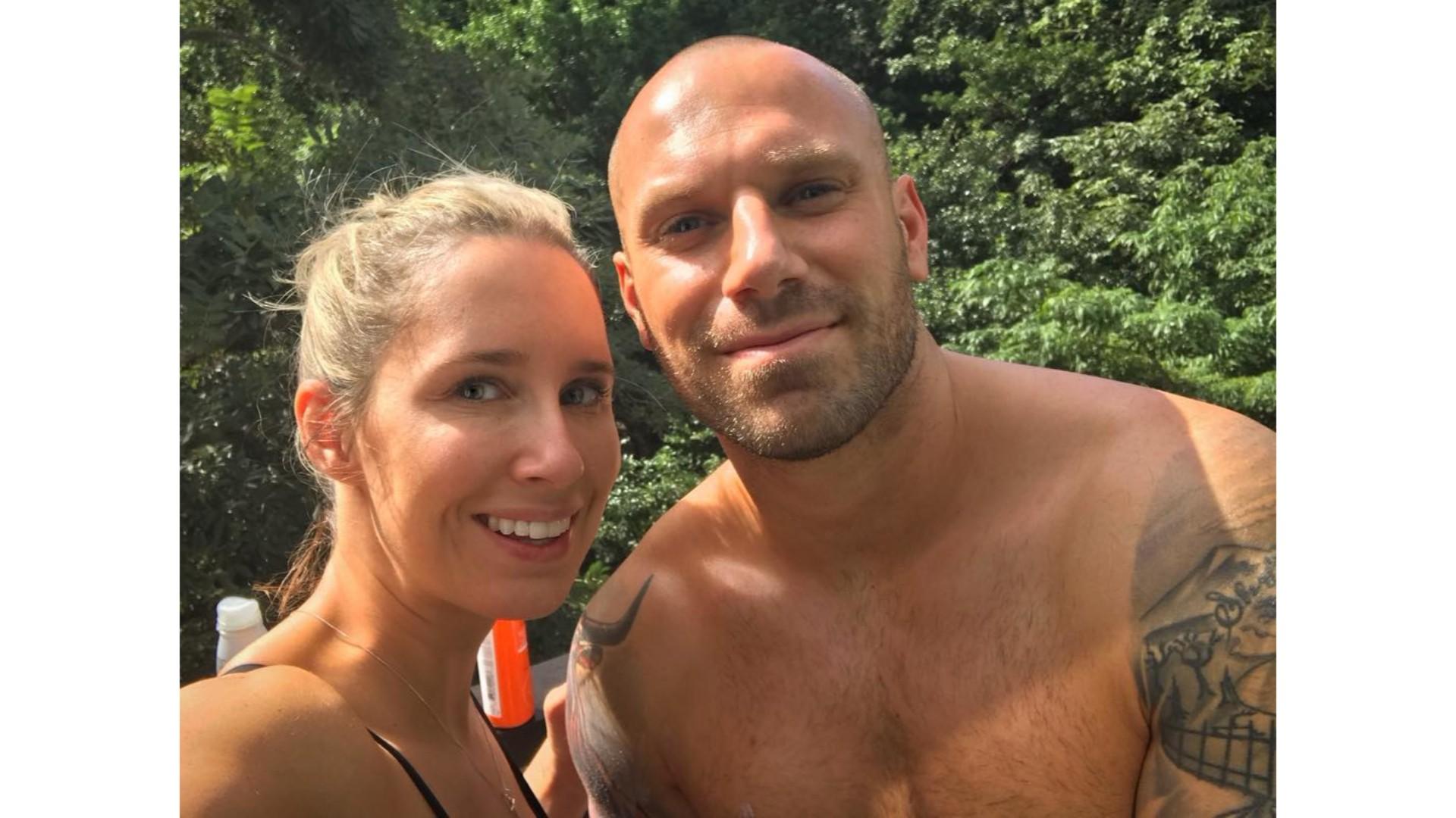 Étienne Boulay et Maïka Desnoyers