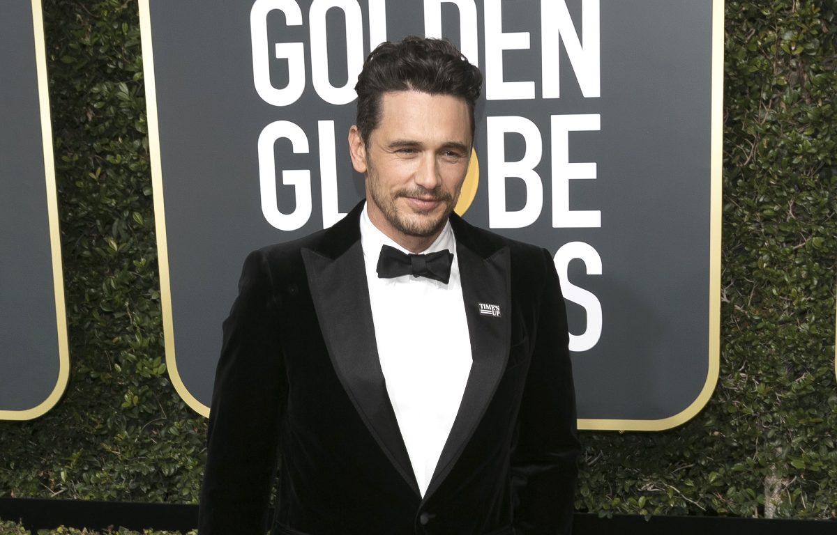 James Franco accusé d'agression sexuelle — Etats-Unis