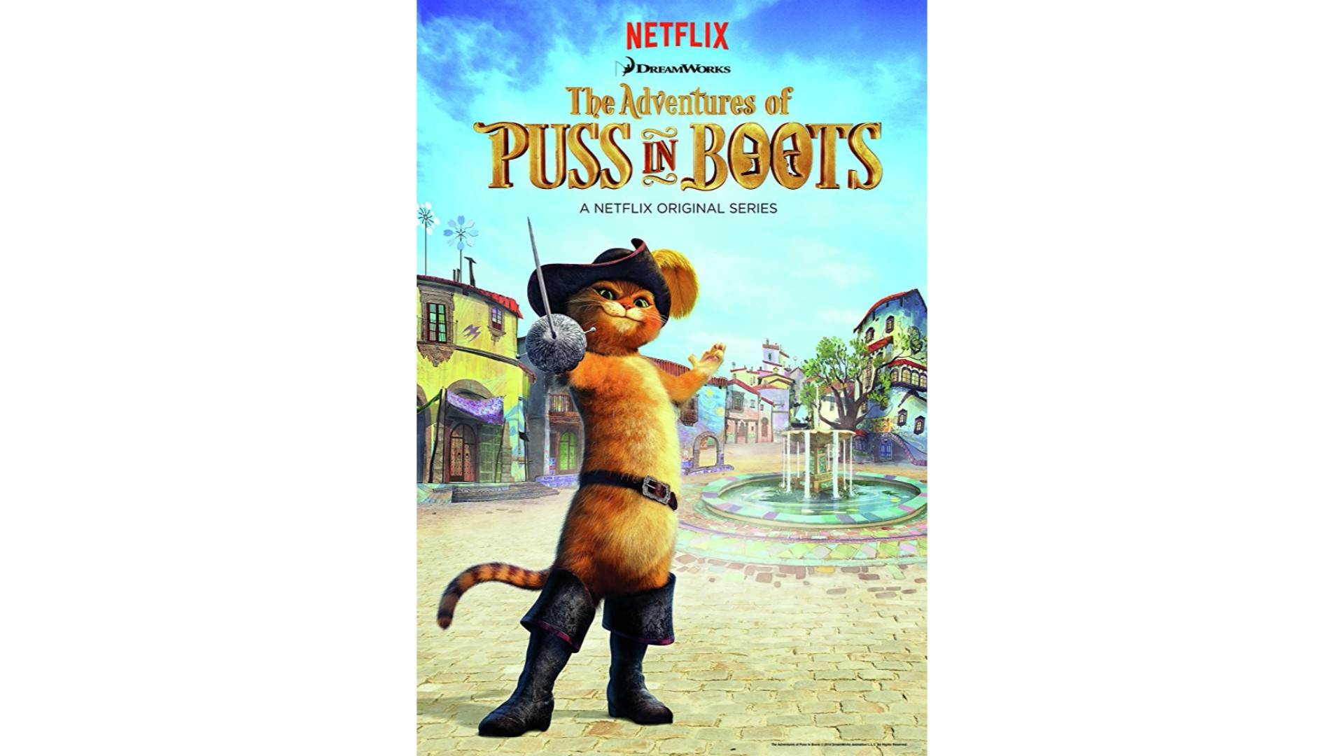 The Adventures of Puss in Boots saison 6