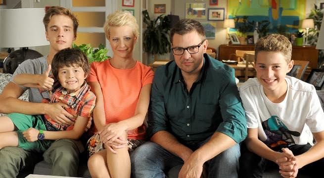 Les Parent au cinéma en Pologne — Séries télé