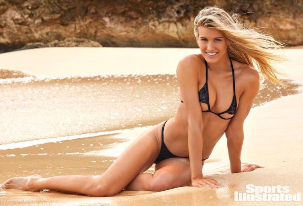 Bouchard encore en vedette de Sports Illustrated