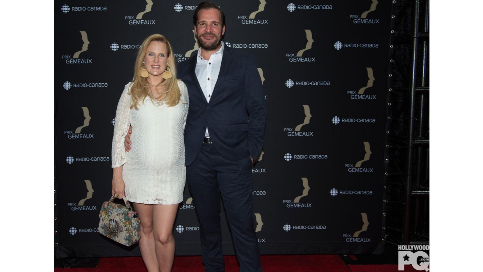 Marie-Soleil Dion et Louis-Olivier Mauffette
