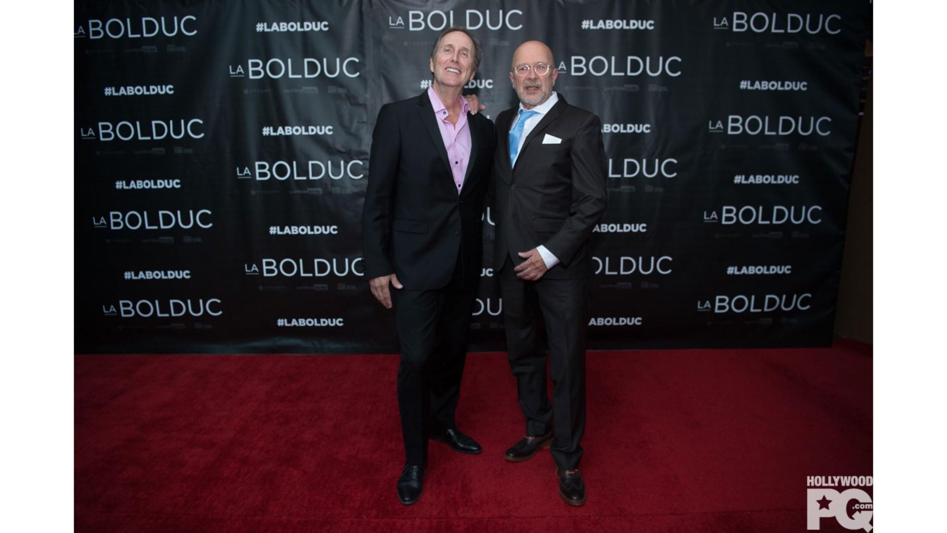 François Bouvier et André Rouleau