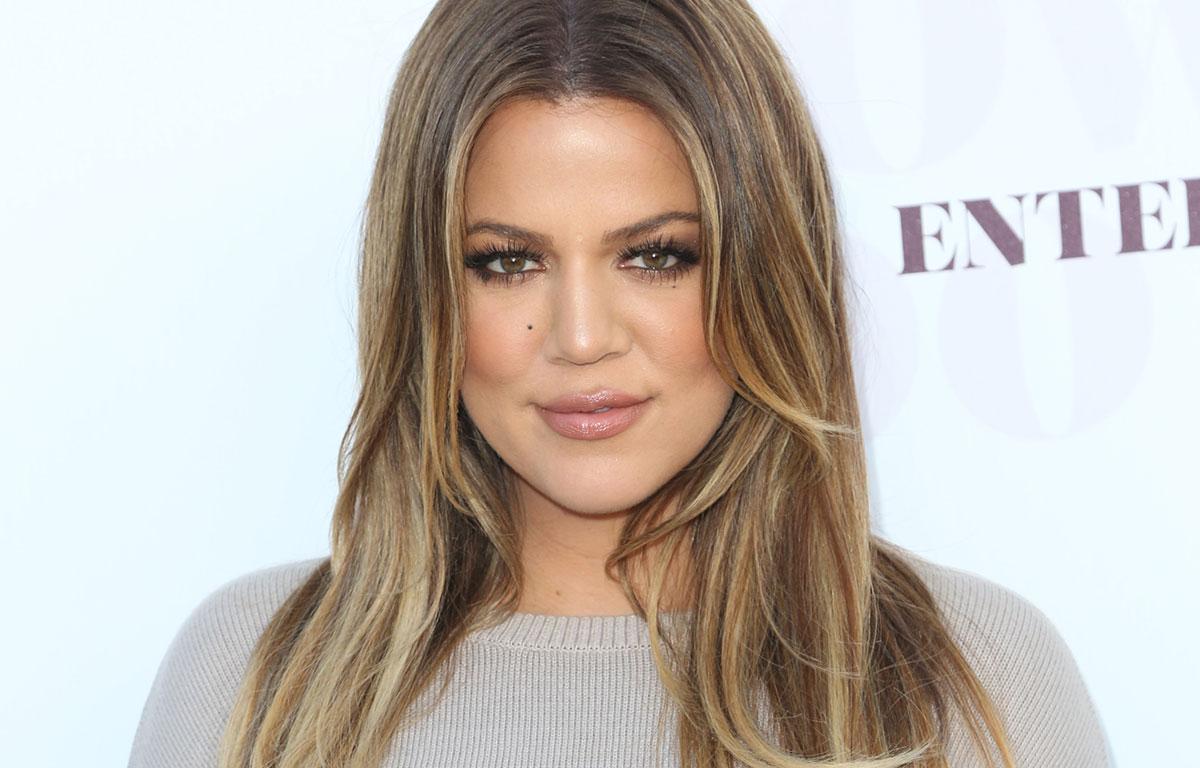 Khloé Kardashian aurait donné naissance à sa petite fille ...  Khloé Kardashi...