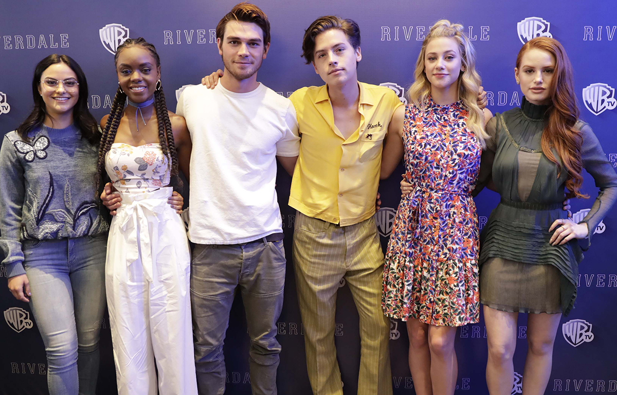 Une troisième saison vient d'être confirmée — Riverdale