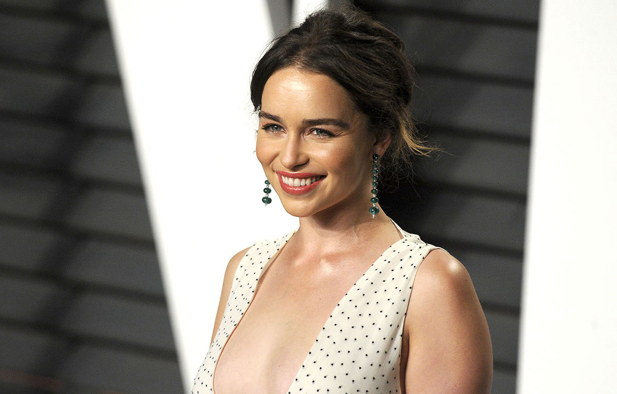 C'est fini pour Emilia Clarke — Game of Thrones