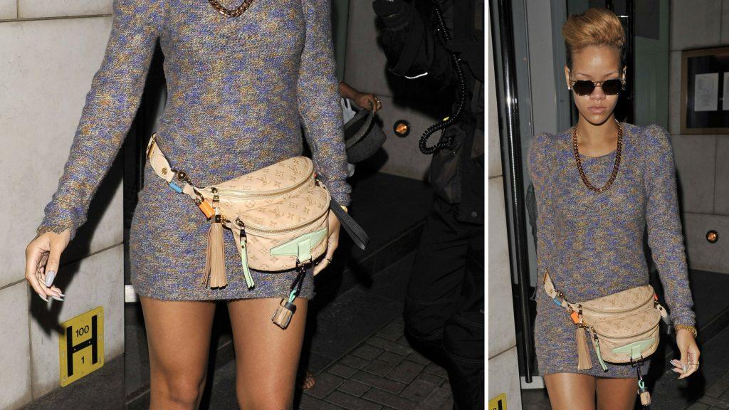 1499910cd8d Mode femme  le retour du sac banane