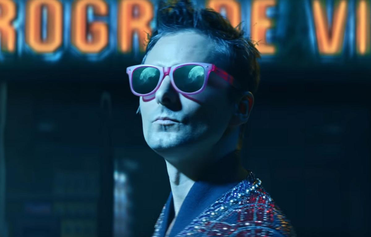 Muse dévoile son clip