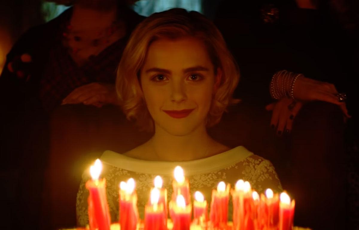Une version plus dark arrive sur Netflix — Sabrina l'apprentie sorcière