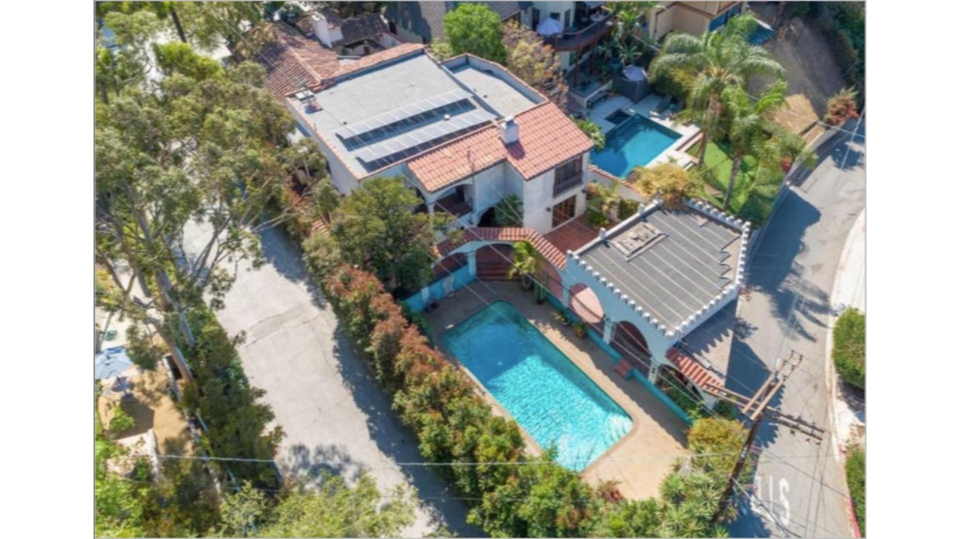 Leonardo DiCaprio vend sa villa de Los Angeles pour près de 2M$