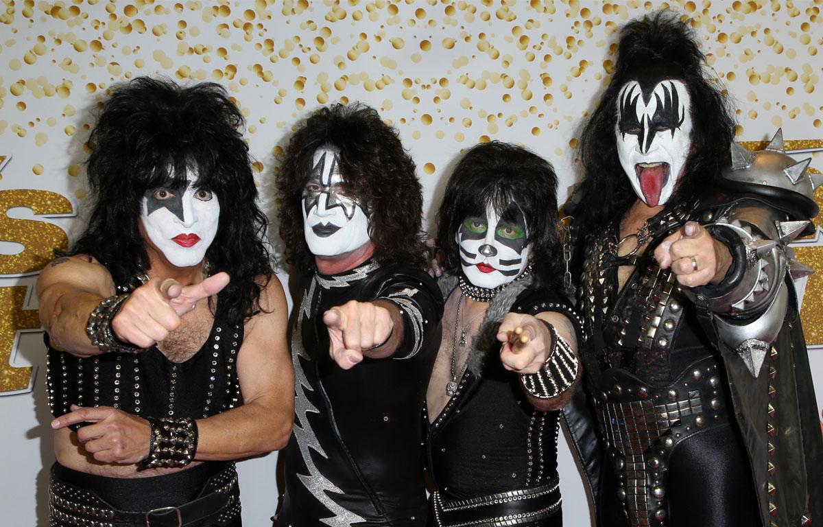 La tournée d'adieu du groupe légendaire Kiss passera par Québec et Montréal