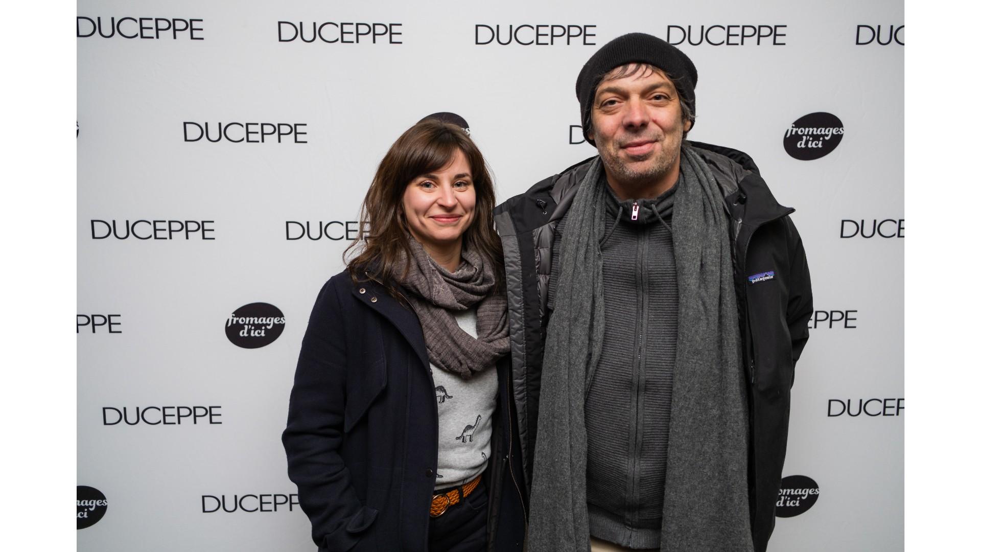 Sonia Cordeau et Stefie Shock