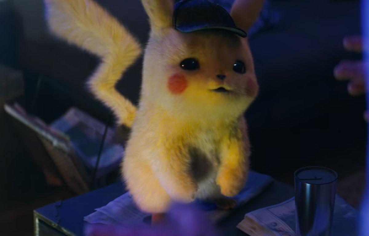 Une bande-annonce étrange… mais plutôt convaincante — Détective Pikachu