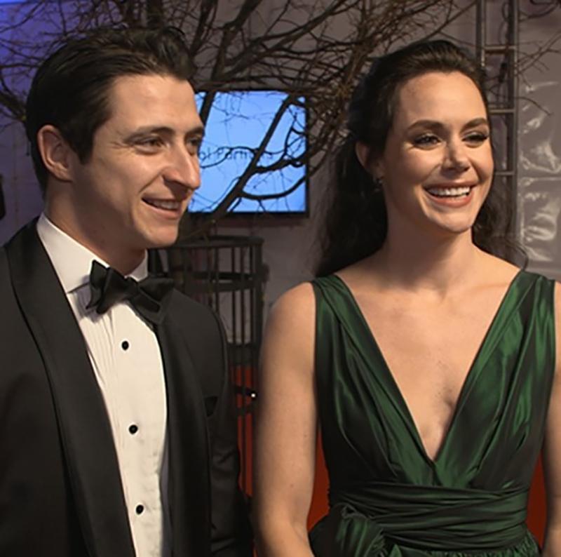 Scott Moir et Tessa Virtue