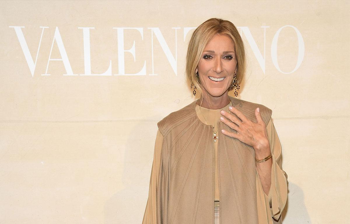 Céline Dion crashe le mariage d\u0027un couple à Las Vegas
