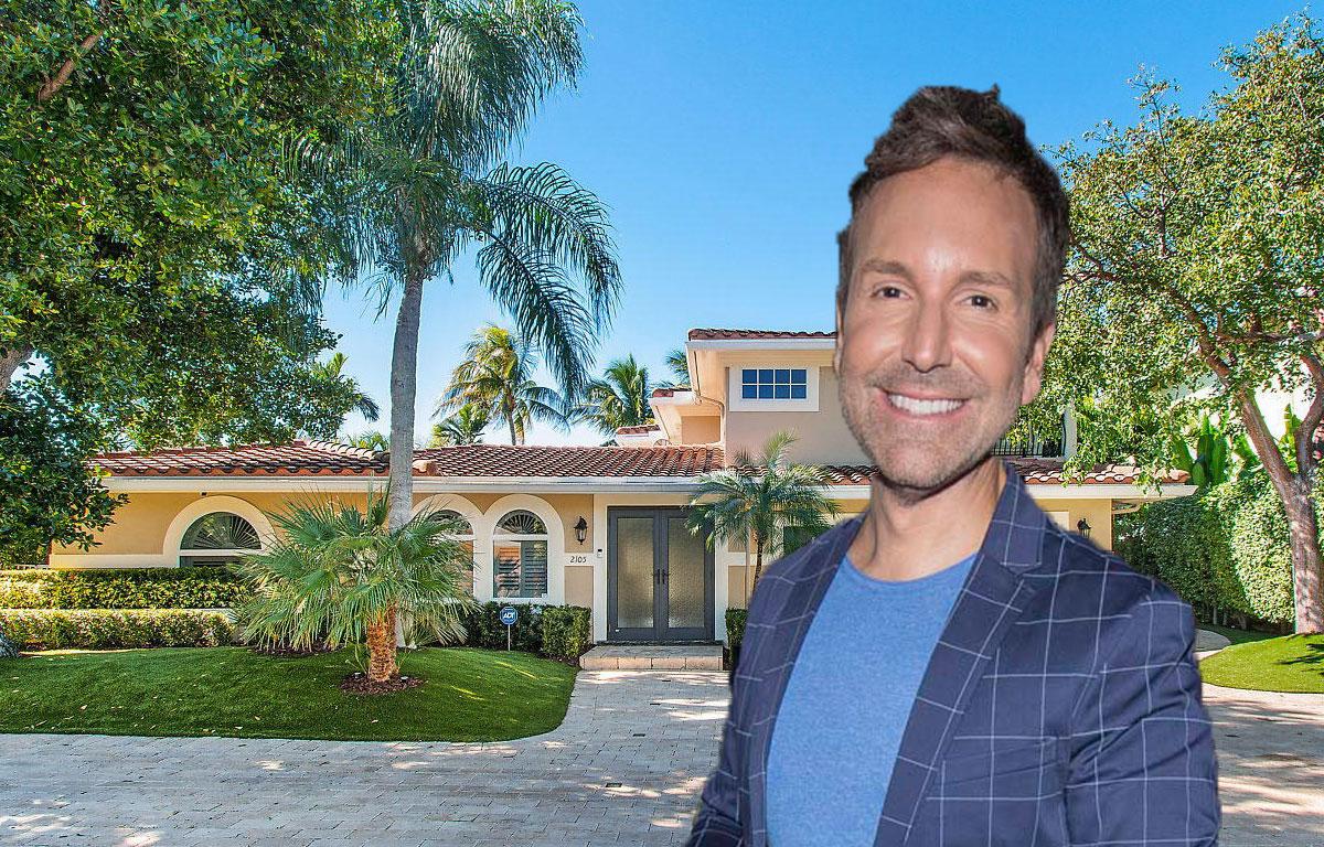 L'ex-animateur Éric Salvail met en vente ses deux propriétés en Floride