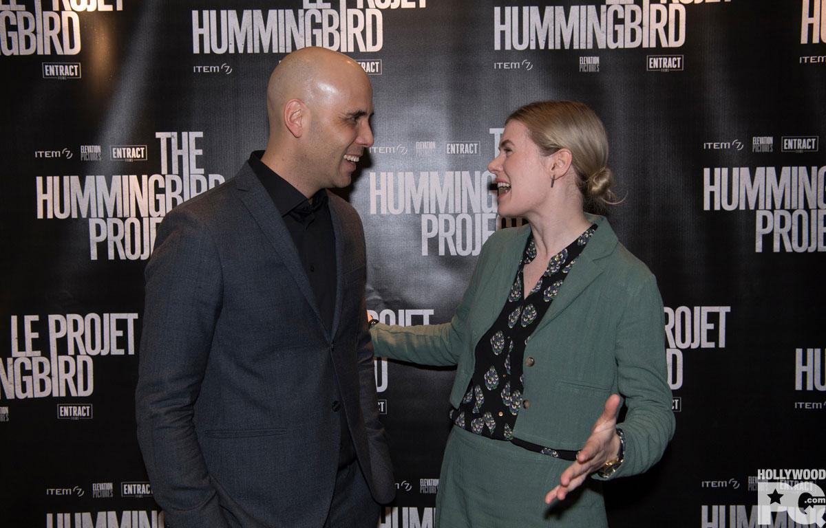 The Hummingbird Project: Belle première pour Kim Nguyen
