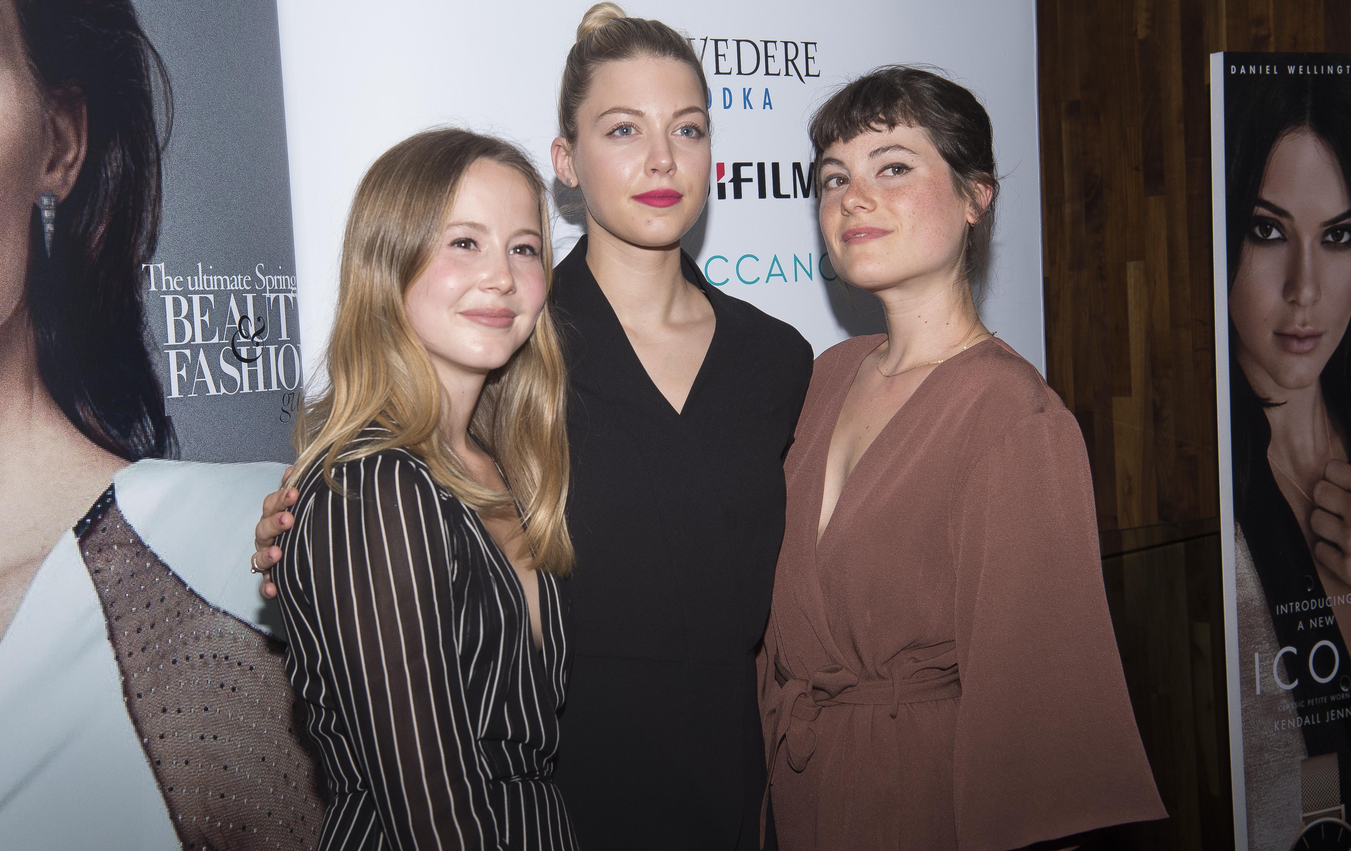 Julianne Côté, Juliette Gosselin, Catherine St-Laurent