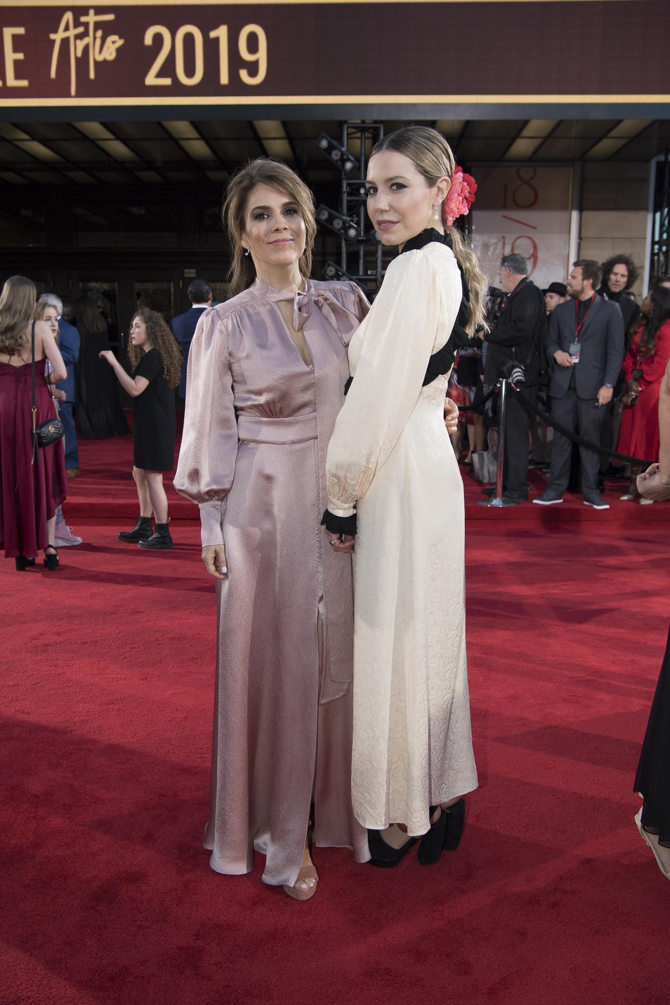 Magalie Lépine-Blondeau, Julie Perreault (2)
