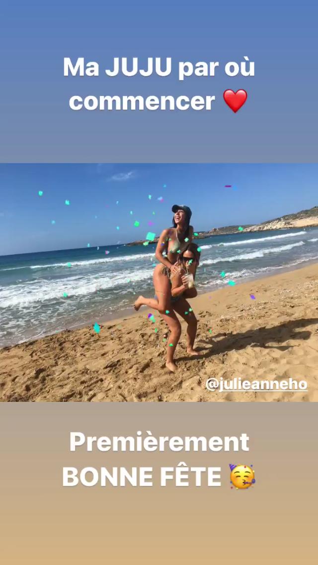 Maude Lavoie et Julie-Anne Ho