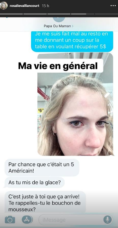 storie rosalie vaillancourt