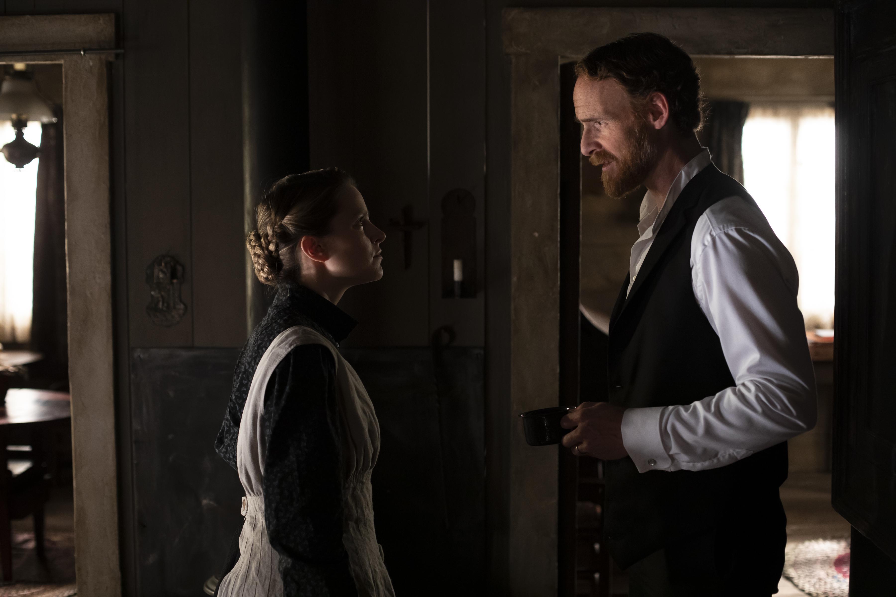 Vincent Leclerc et Sarah-Jeanne Labrosse