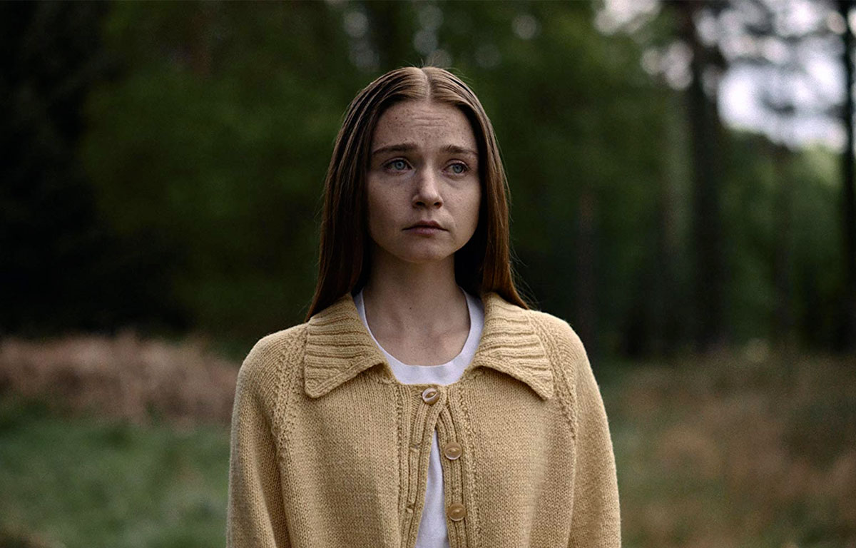 Jessica Barden dans The End of the F***ing World