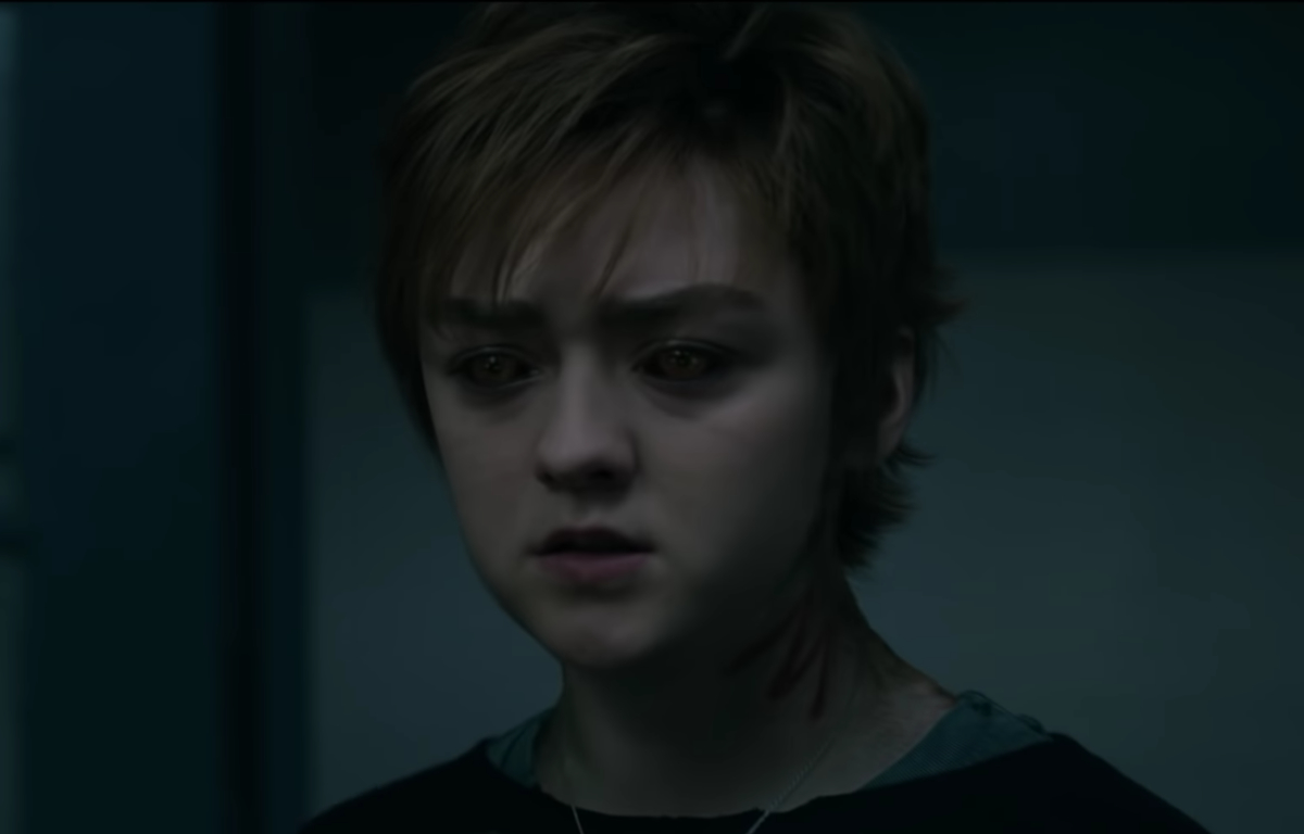 Maisie Williams dans The New Mutants