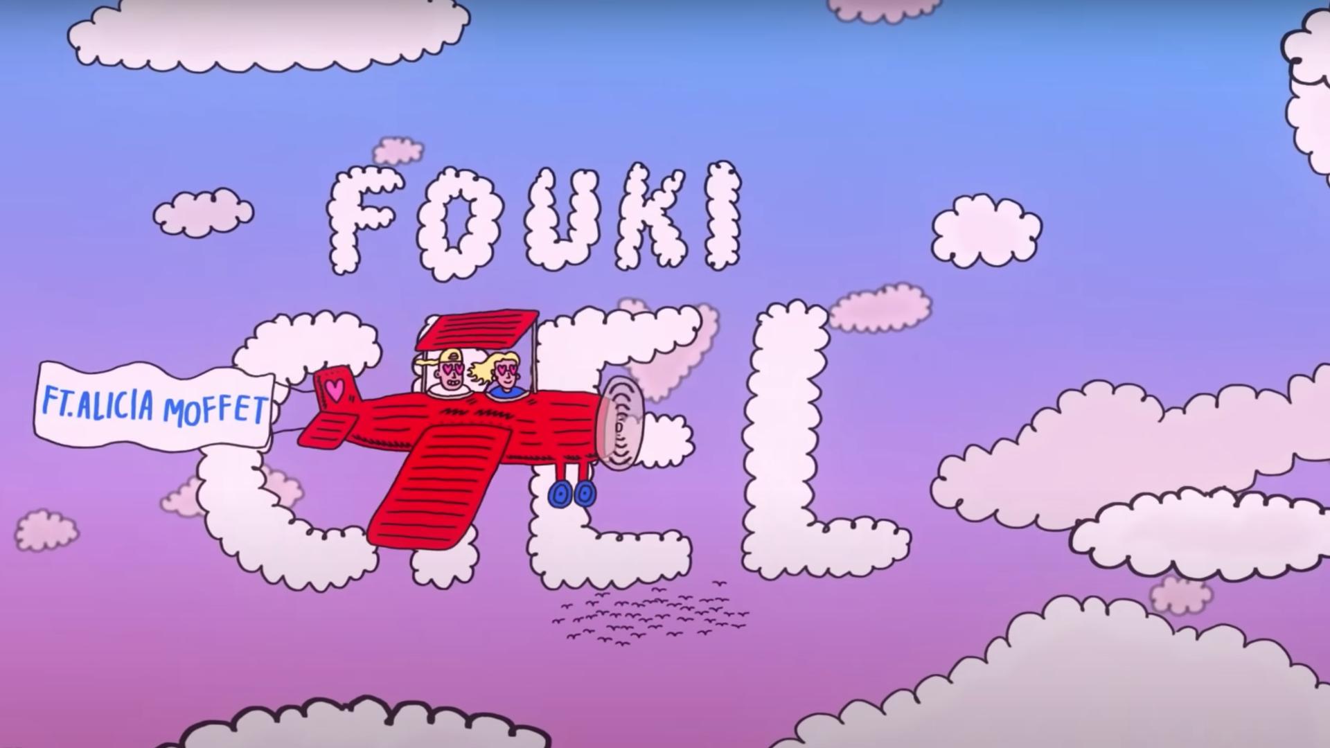 foukiFouKi - Ciel (feat. Alicia Moffet)